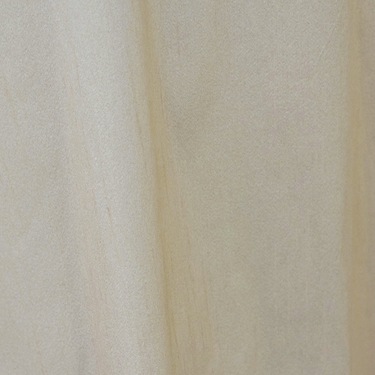 sultry beige faux dupioni