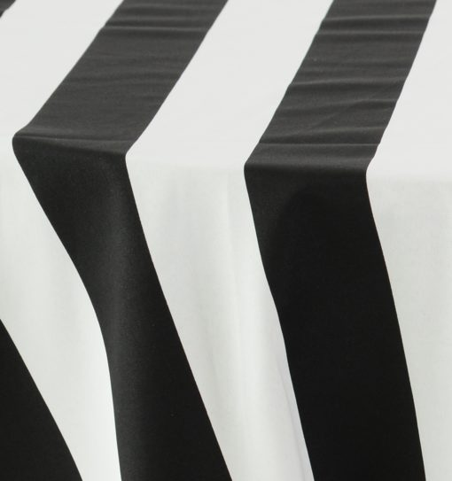 Black Awning Stripe 3