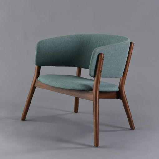Blue Mimo Chair