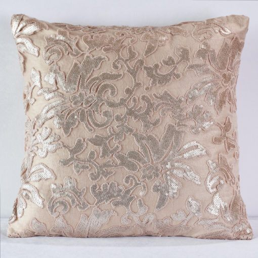 Sultry Beige Anita Pillow