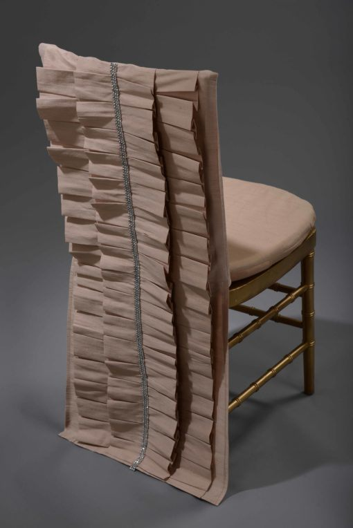 Sultry Beige Lori Chair Back