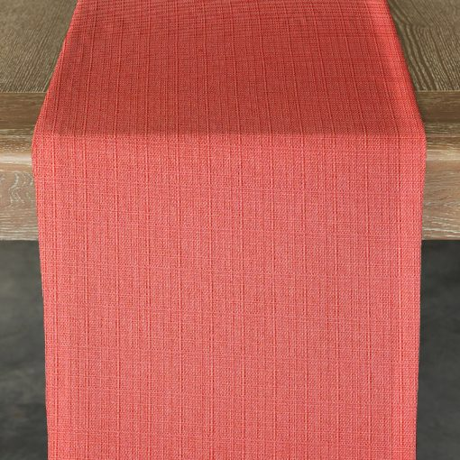 coral-oxford-table-runner