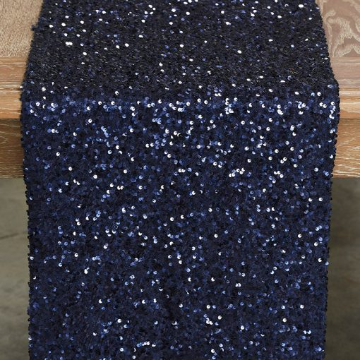 navy-sequin-taffeta-runner
