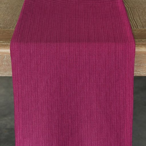 raspberry-oxford-table-runner