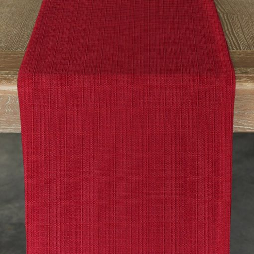 red-oxford-table-runner