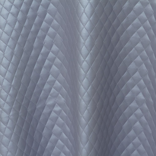 Lilac Quilted  Leather
