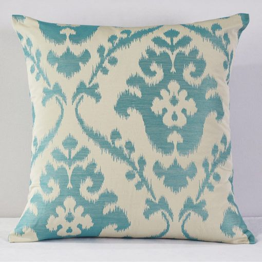 Aqua Palomino Pillow