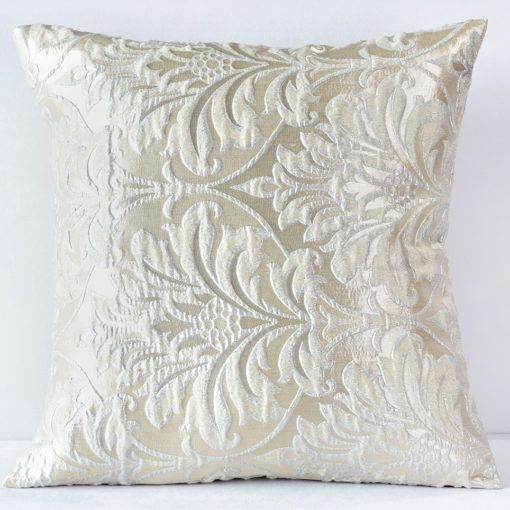 Ivory Savoy Pillow