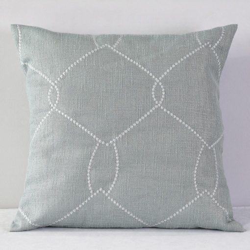 Seaspray Chained Pillow