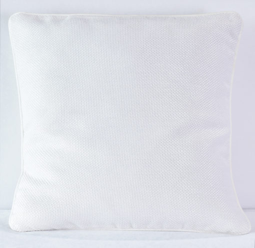 White Harmony  Pillow