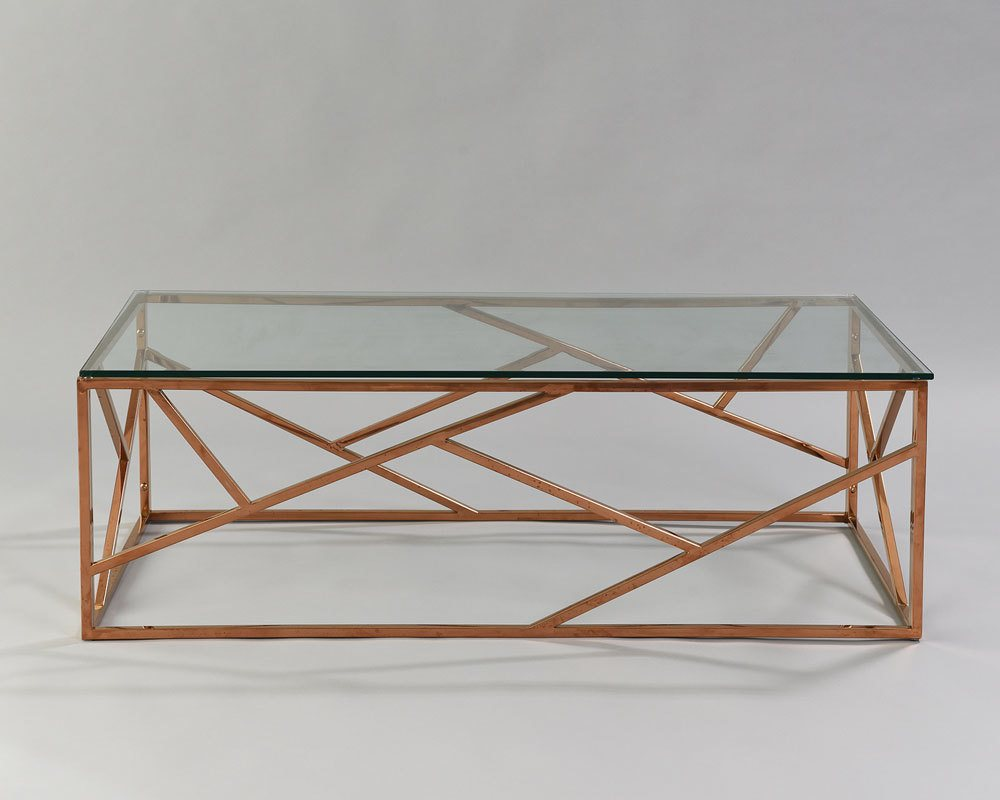 Cage coffee table rose gold 2 · add to wishlist loading