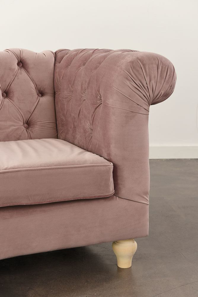 Rose Chesterfield Sofa · Add To Wishlist Loading