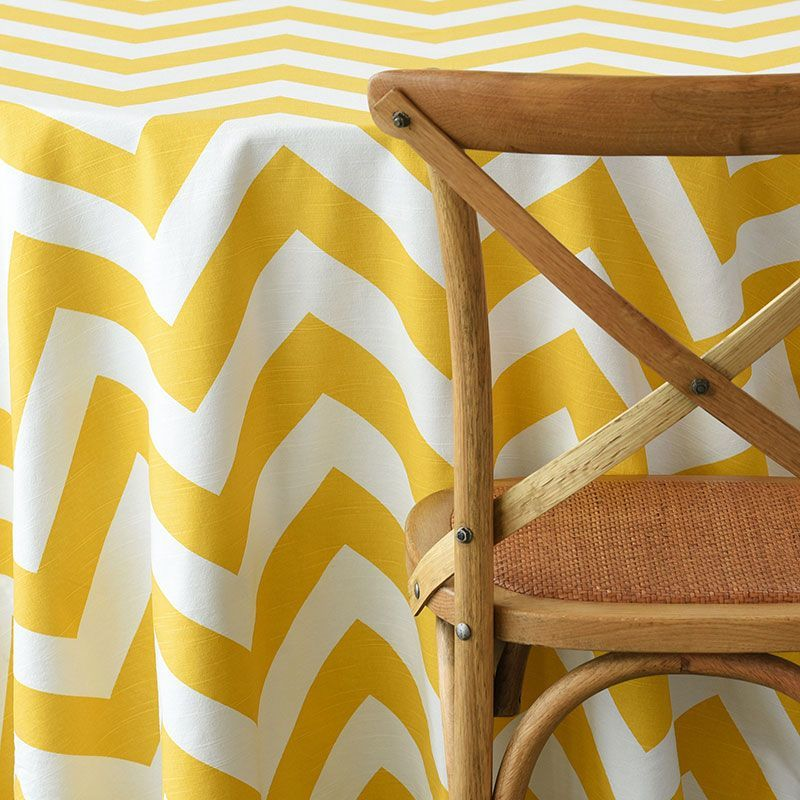 Yellow Chevron Close Up. Add To Wishlist Loading