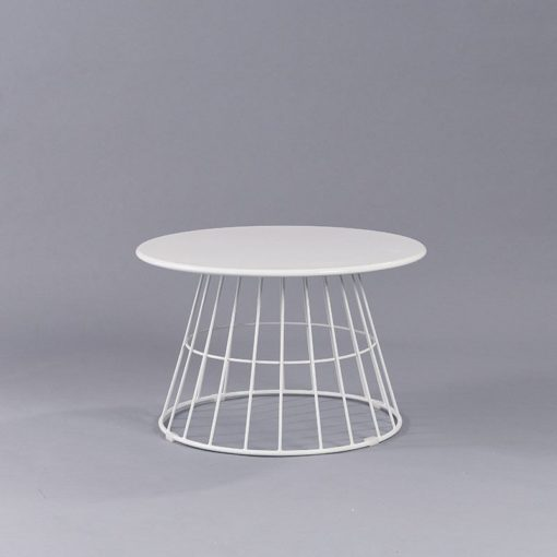 White Soho Coffee Table