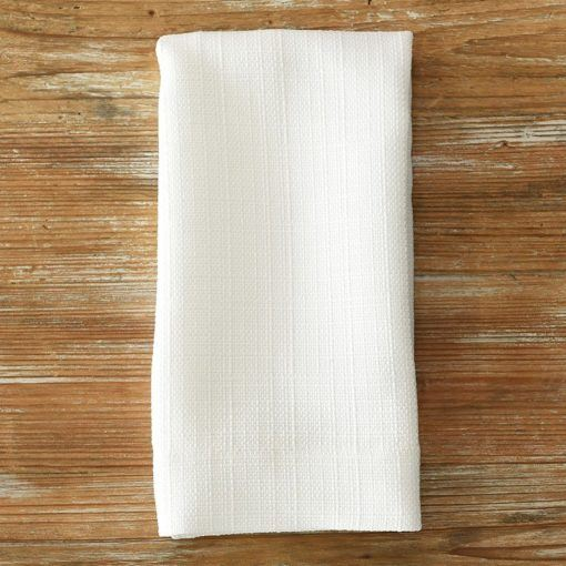 Snow Oxford Napkin