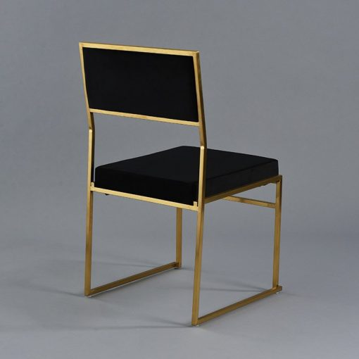 Black Tribeca Chair