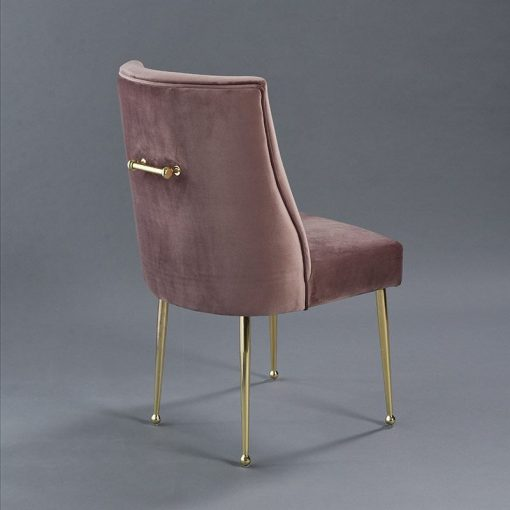 Rose Nomad Chair