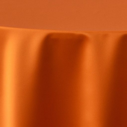 Ultra Pumpkin Lamour Satin