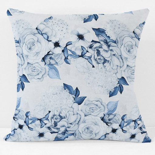 Navy Shelby Pillow