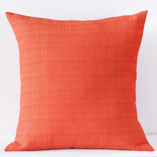 tangerine-oxford-pillow
