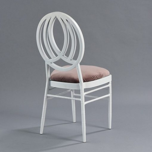 white-phoenix-chair-with-rose-velvet